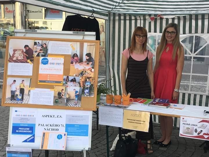 Festival sociálních služeb v Náchodě
