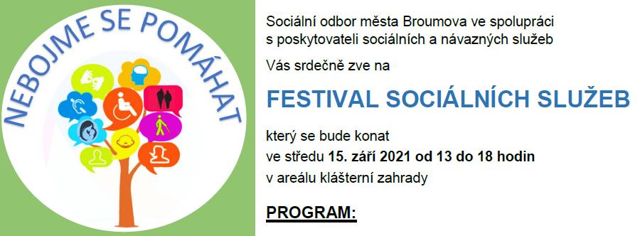 Broumovský Festival Sociálních služeb
